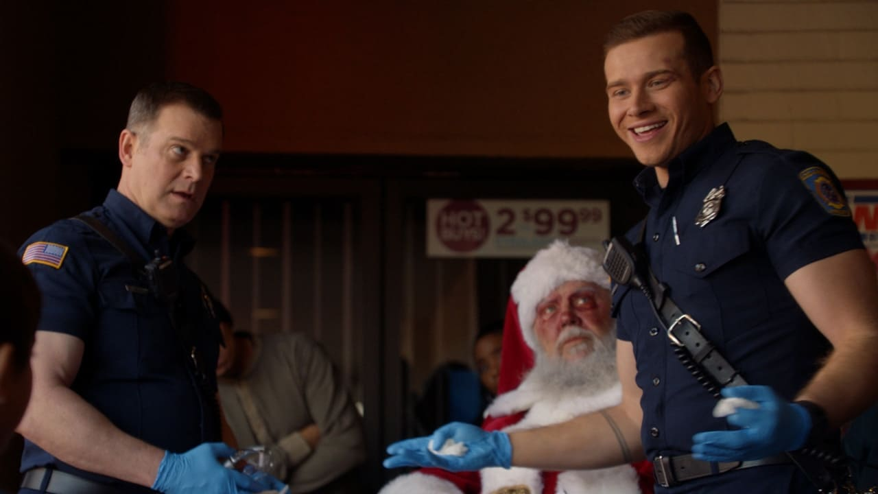 911 Episode: Christmas Spirit