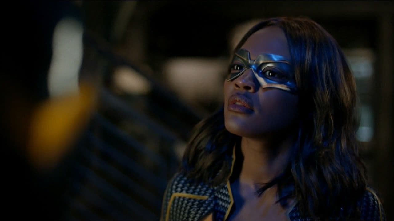 Black Lightning Episode: The Book of Markovia Chapter One Blessings and Curses Reborn