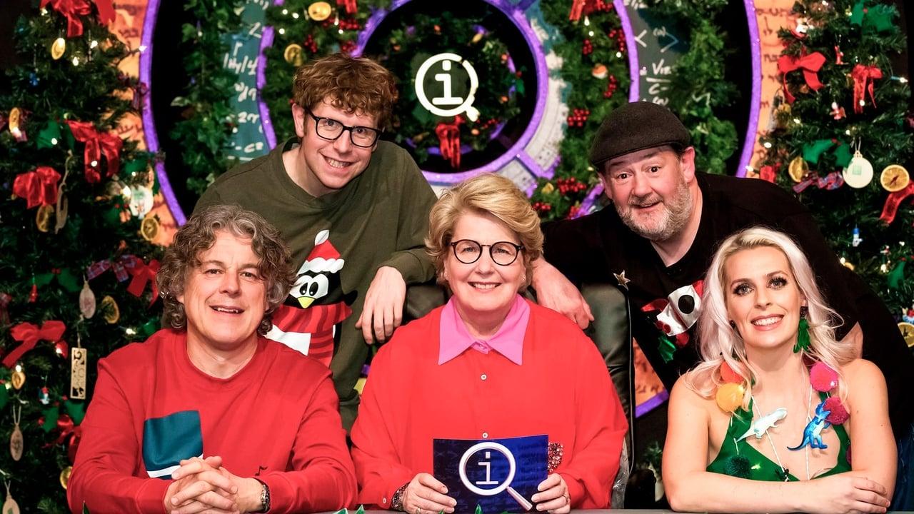 QI Episode: Quizmas