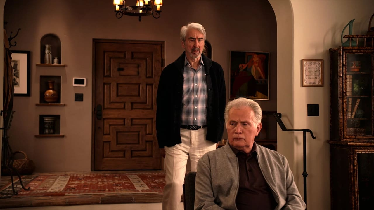 Grace and Frankie Episode: The Bad Hearer