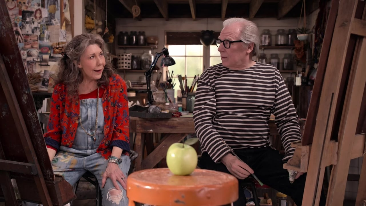 Grace and Frankie Episode: The OneAtATiming