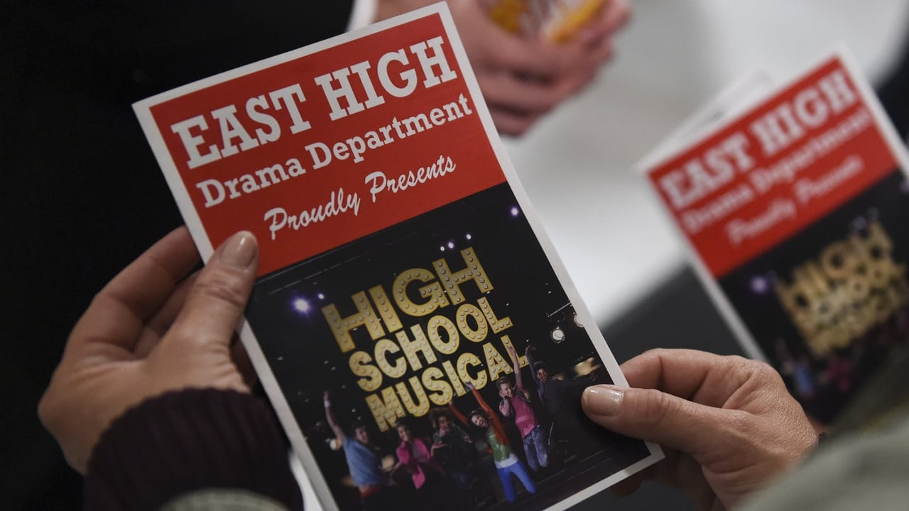 High School Musical The Musical The Series Episode: Opening Night