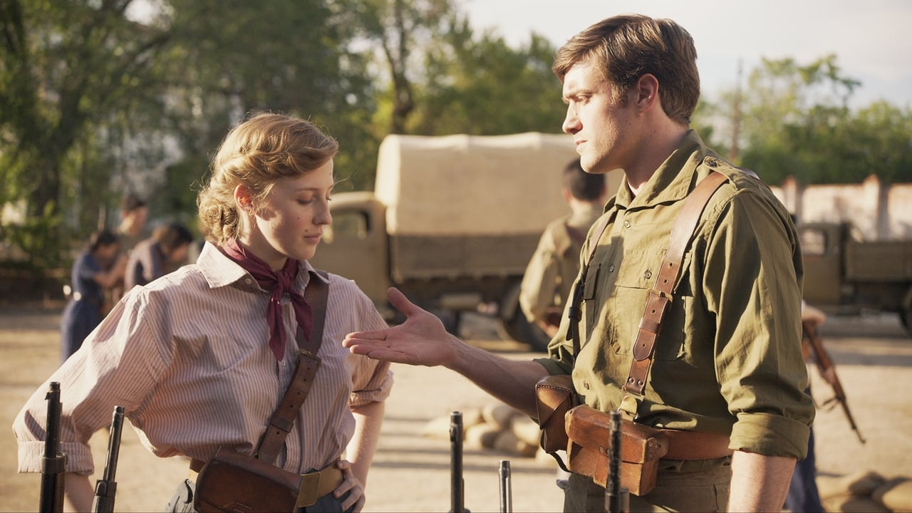 Cable Girls Episode: Chapter 33 War