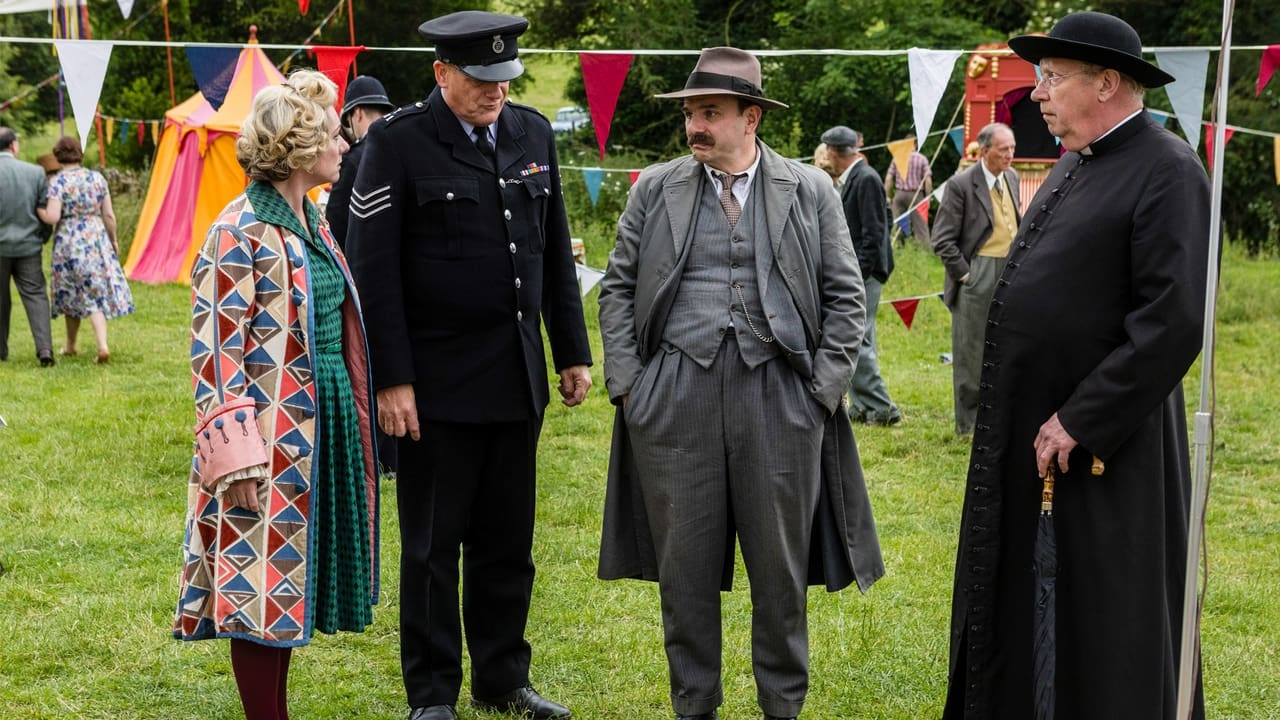 Father Brown Episode: The Wisdom of the Fool