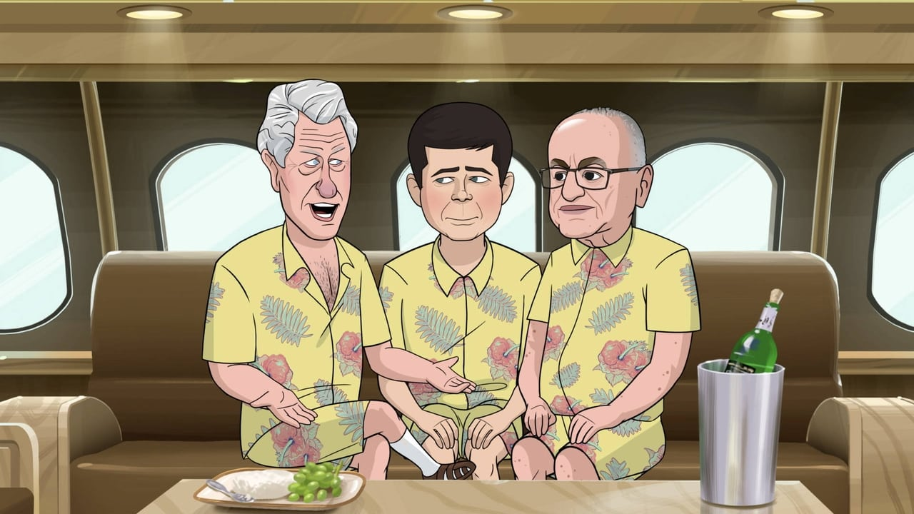 Our Cartoon President Episode: Election Security
