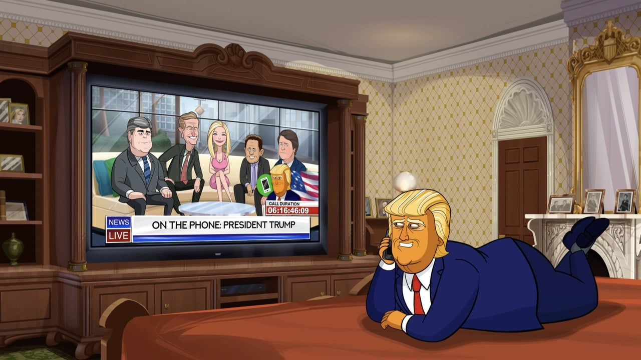 Our Cartoon President Episode: Fox News