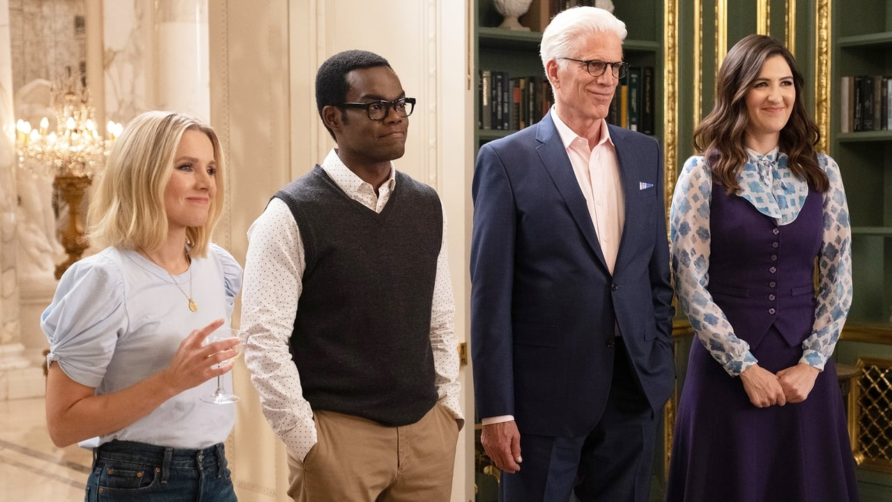 The Good Place Episode: When Youre Ready