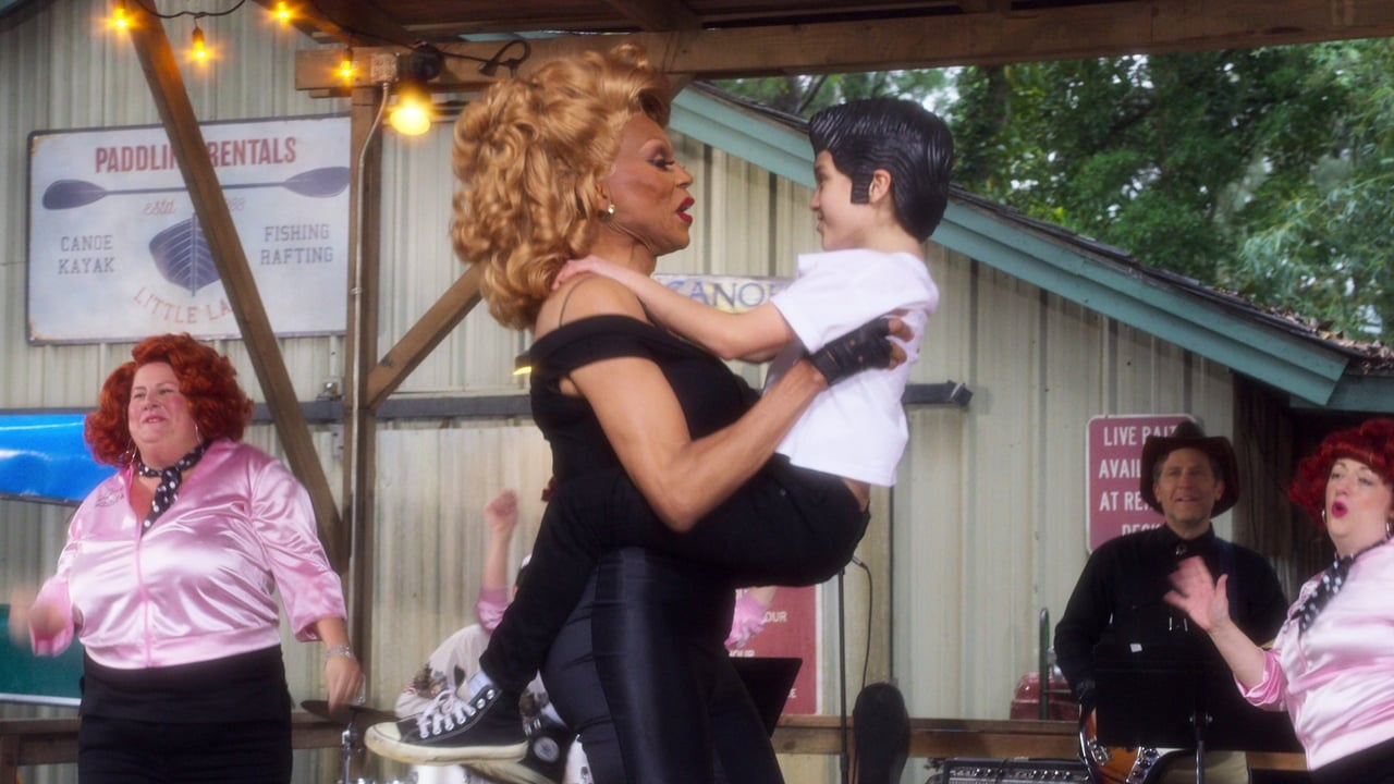 AJ and the Queen Episode: Little Rock