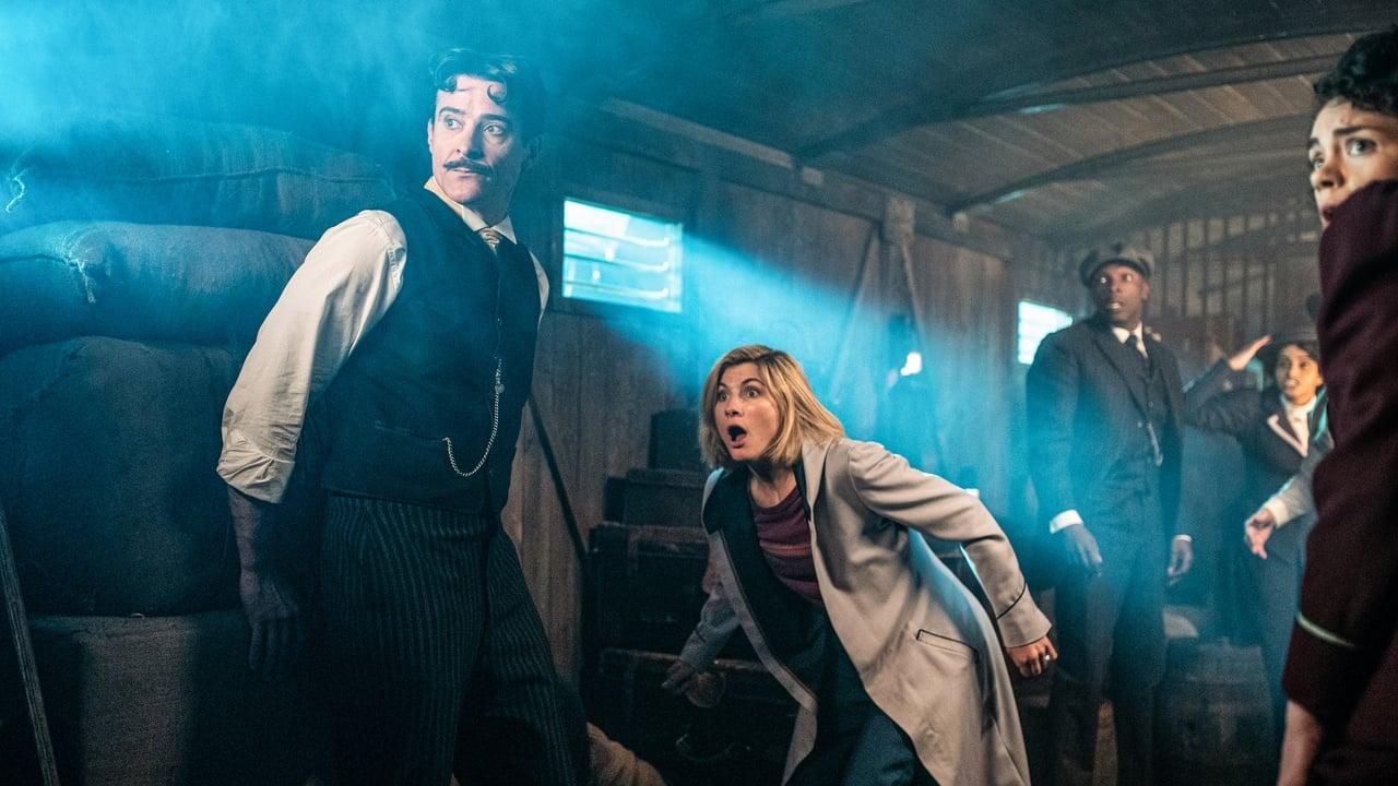 Doctor Who Episode: Nikola Teslas Night of Terror