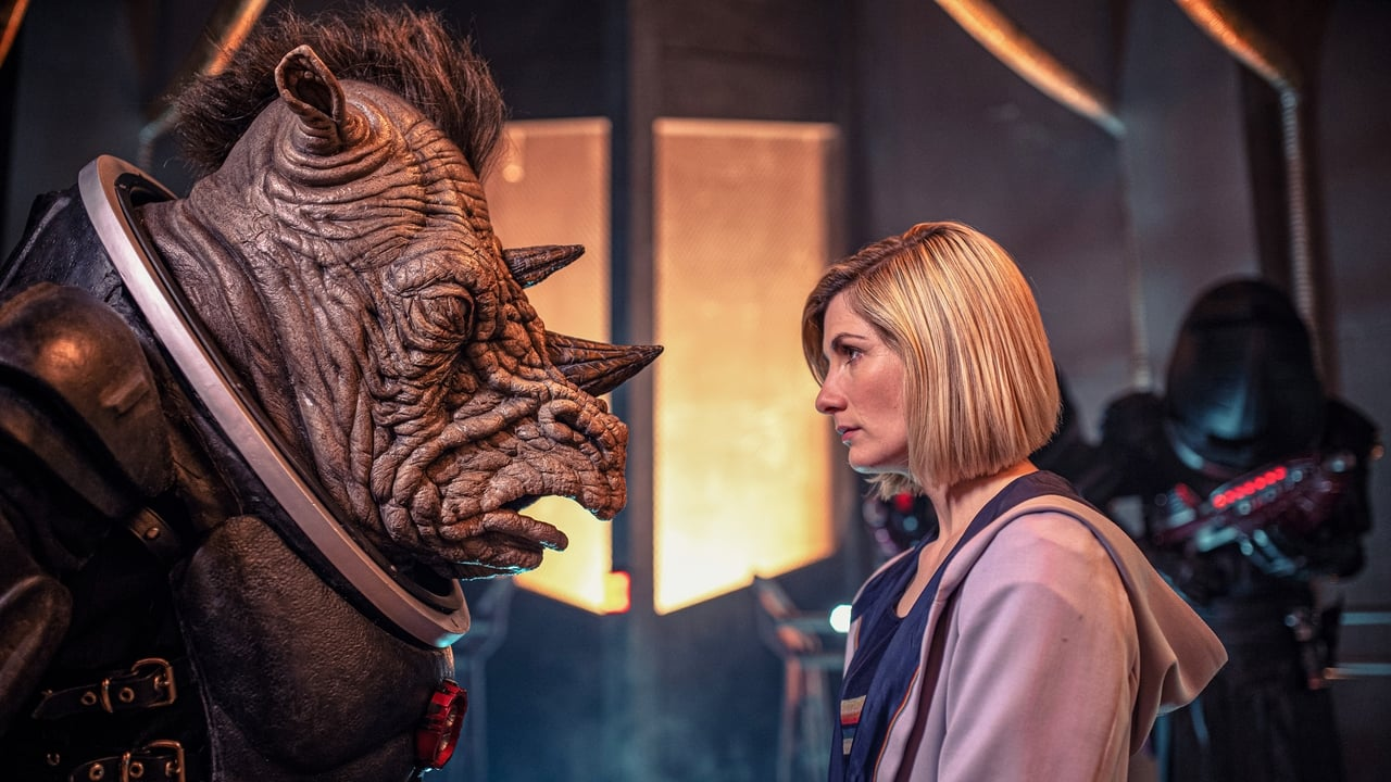 Doctor Who Episode: Fugitive of the Judoon