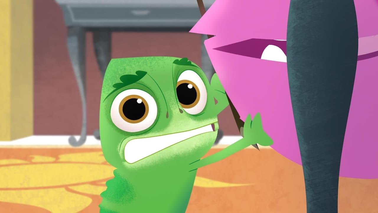 Rapunzels Tangled Adventure Episode: Pascals Dragon