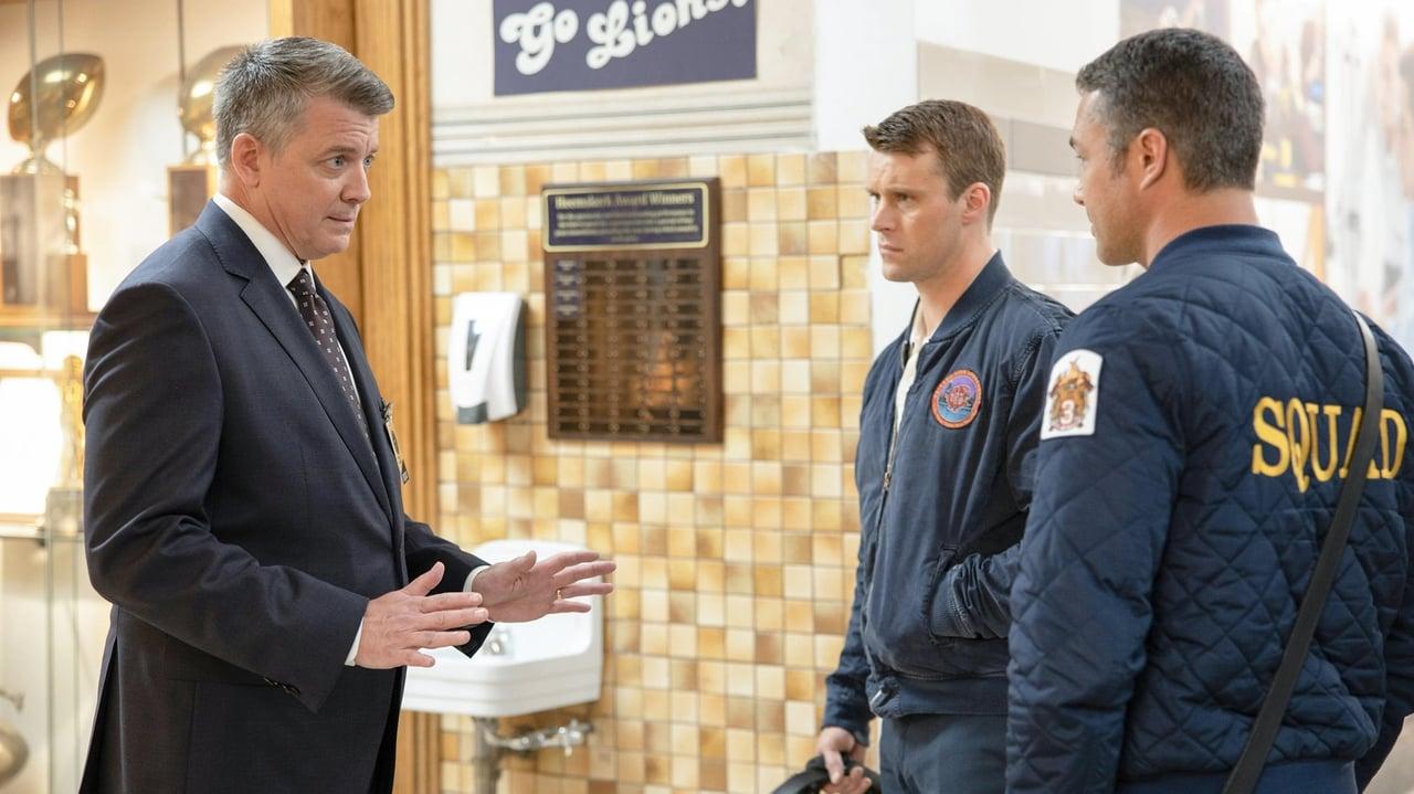 Chicago Fire Episode: Then Nick Porter Happened