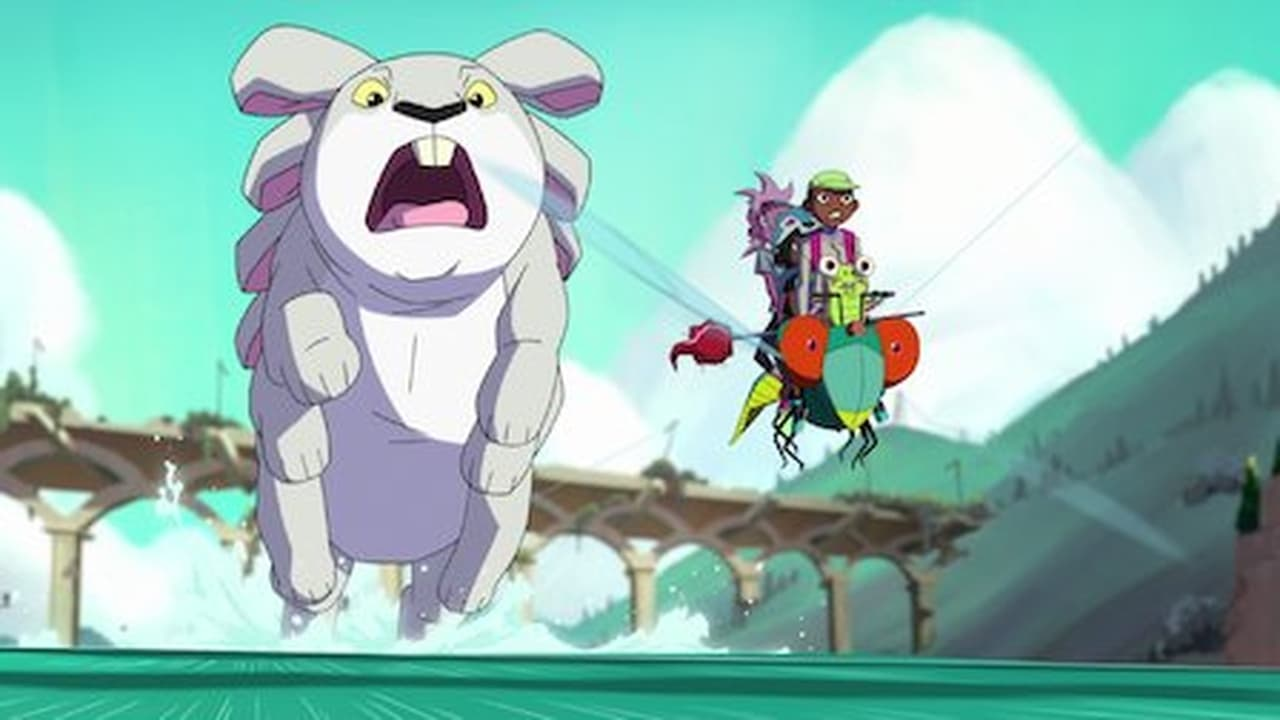 Kipo and the Age of Wonderbeasts Episode: Explosion Berries