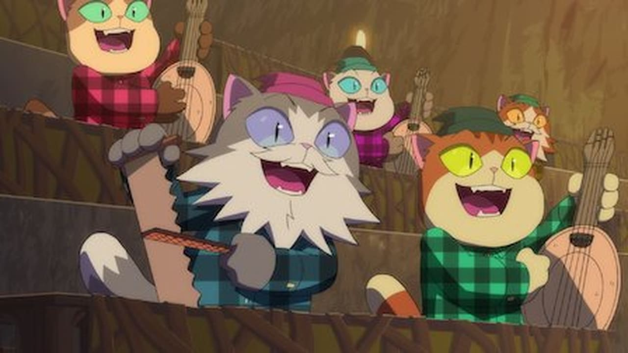 Kipo and the Age of Wonderbeasts Episode: Real Cats Wear Plaid