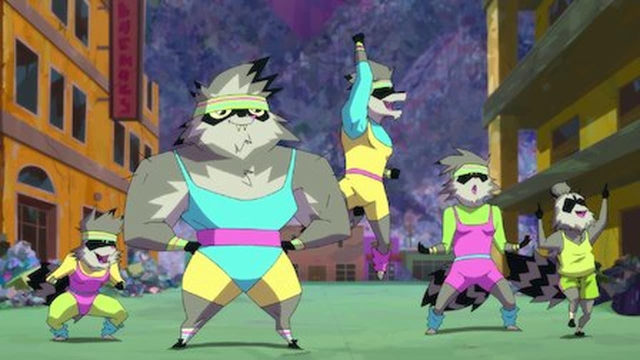 Kipo and the Age of Wonderbeasts Episode: Twin Beaks