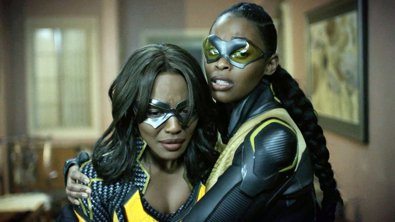 Black Lightning Episode: The Book of Markovia Chapter Two Lynns Addiction