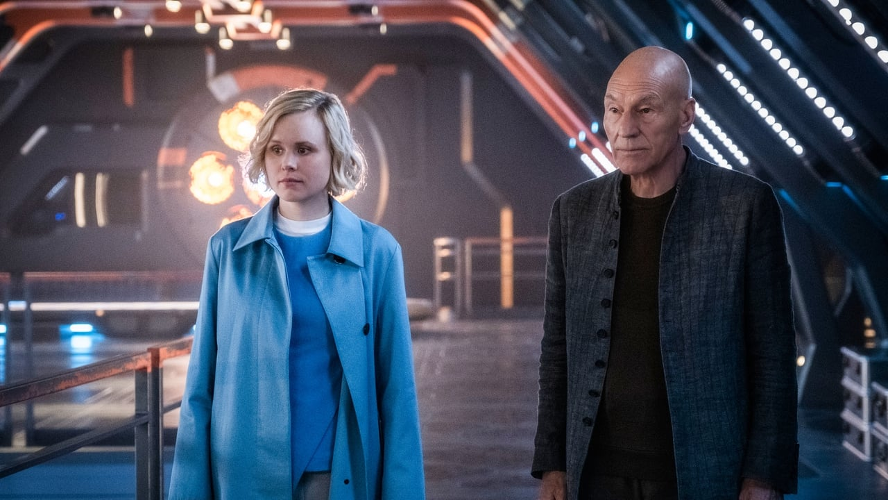 Star Trek Picard Episode: The End Is the Beginning