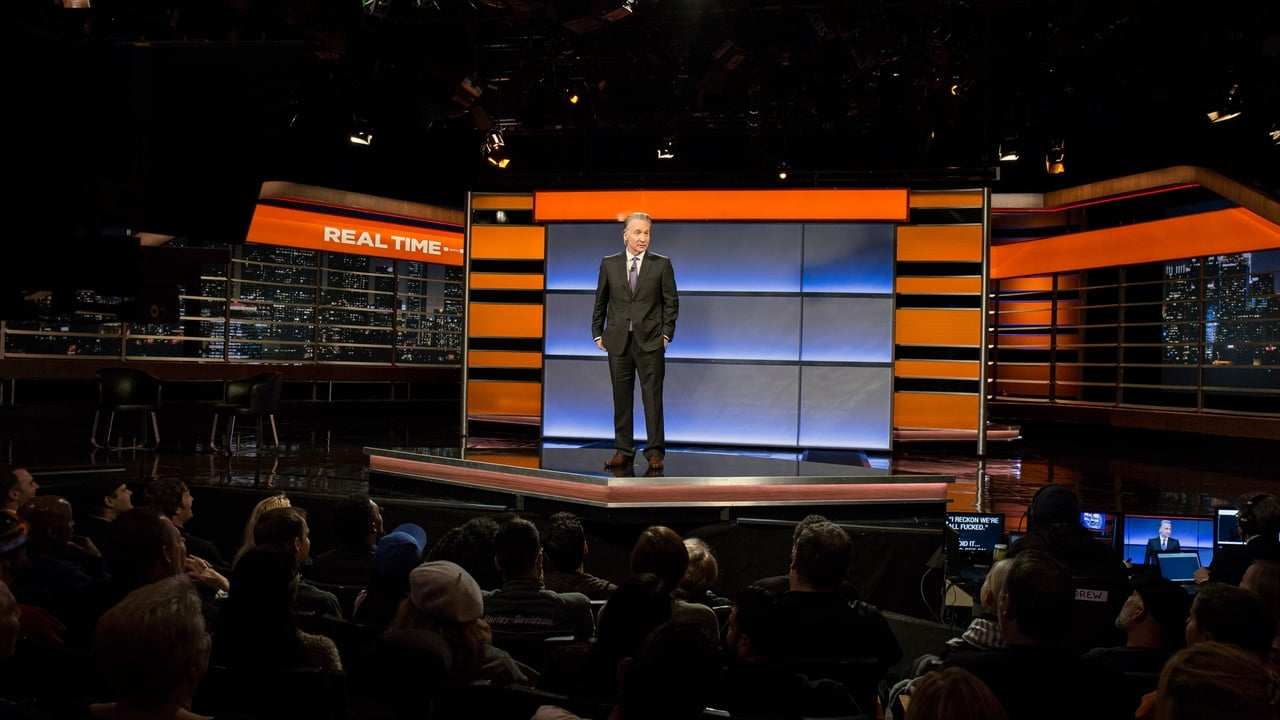 Real Time with Bill Maher Episode: Episode 520