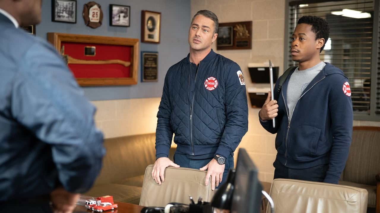 Chicago Fire Episode: A Chicago Welcome