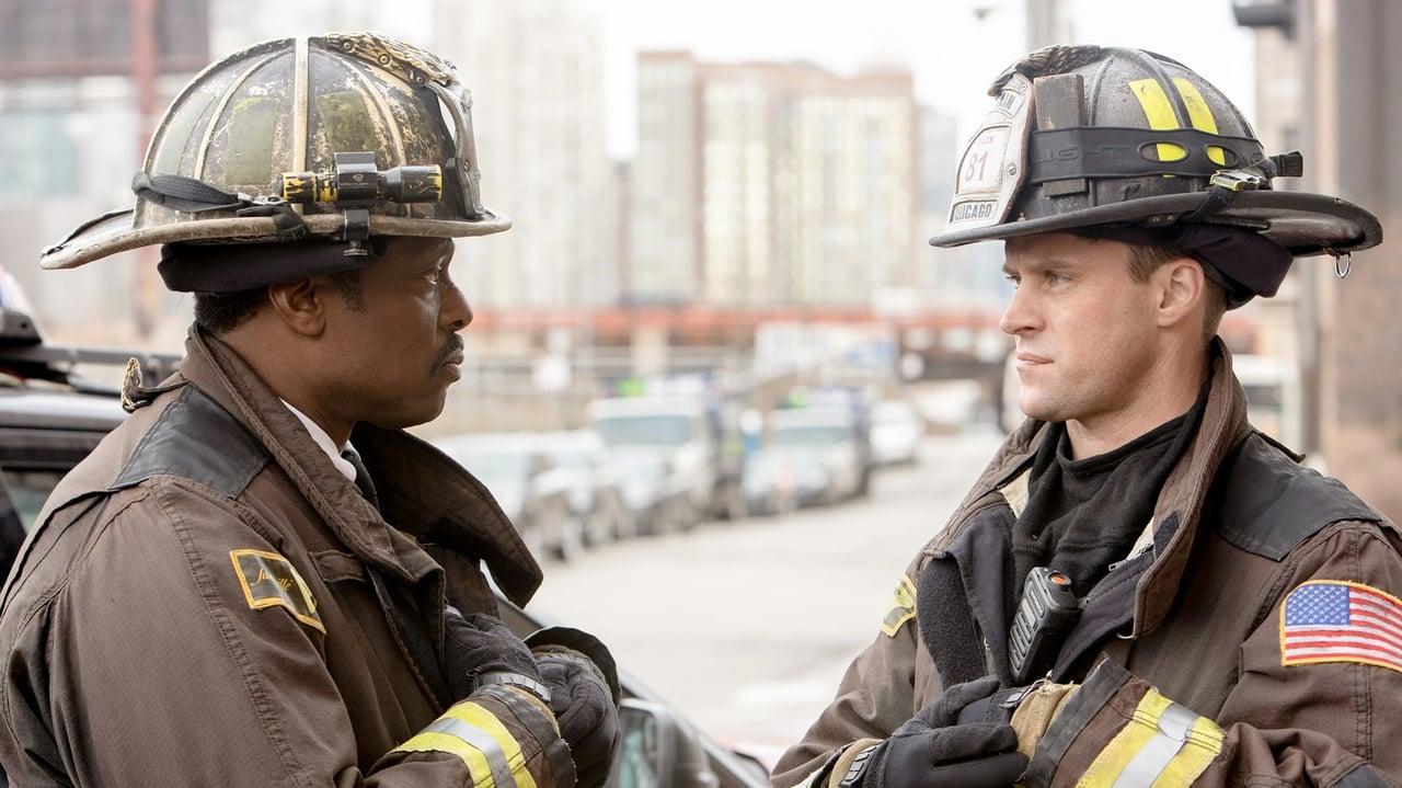 Chicago Fire Episode: Shut It Down