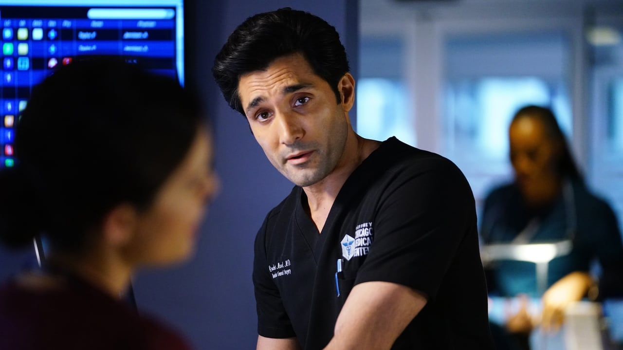 Chicago Med Episode: Pain Is for the Living