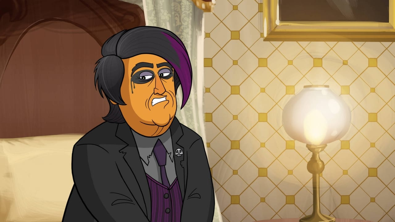 Our Cartoon President Episode: The Endorsement