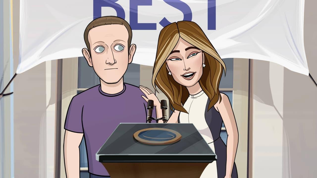Our Cartoon President Episode: Warren vs Facebook