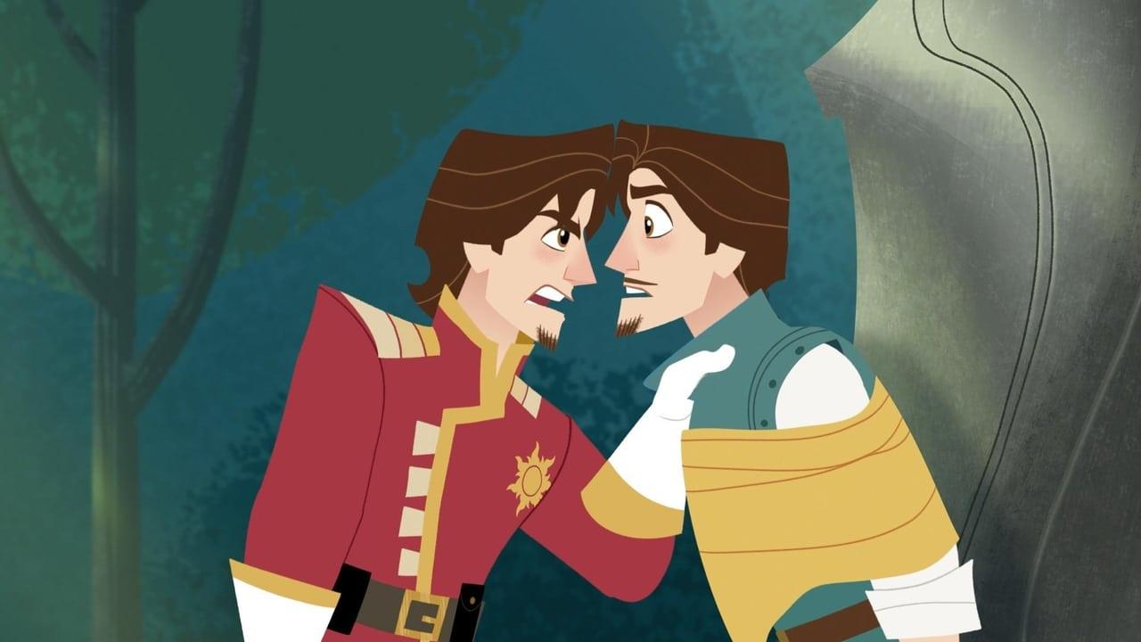 Rapunzels Tangled Adventure Episode: Flynnpostor