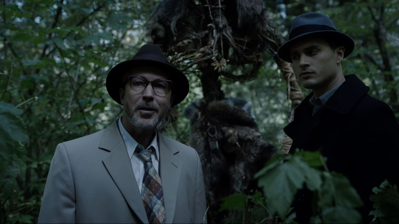 Project Blue Book Episode: Curse of the Skinwalker