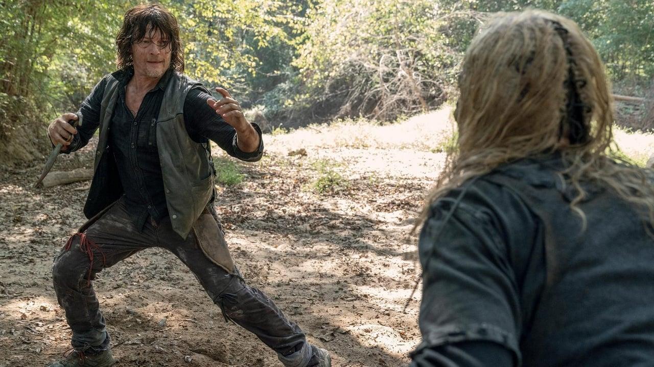 The Walking Dead Episode: Stalker