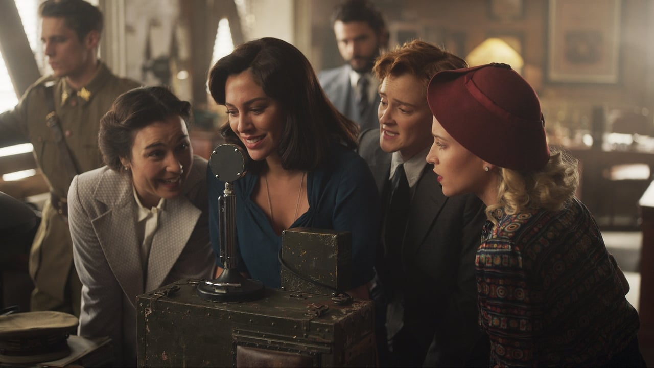 Cable Girls Episode: Chapter 34 Hate