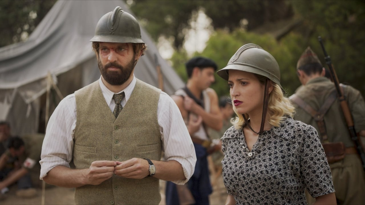 Cable Girls Episode: Chapter 36 Control