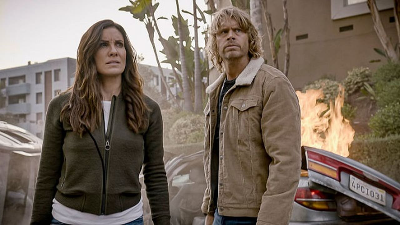 NCIS Los Angeles Episode: Commitment Issues