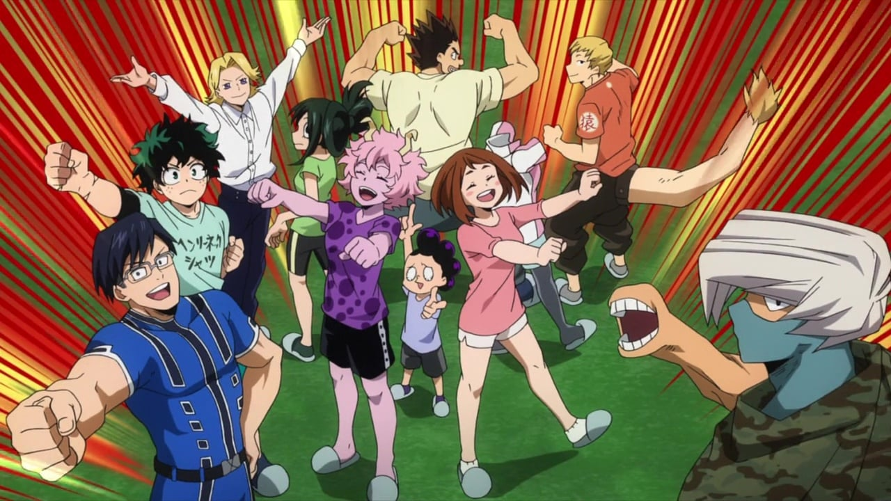 My Hero Academia Episode: Prepping for the School Festival is the Funnest Part