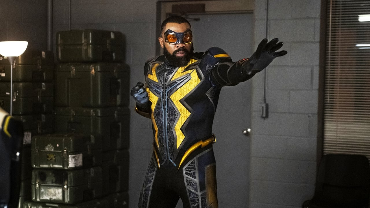 Black Lightning Episode: The Book of War Chapter Two Freedom Aint Free