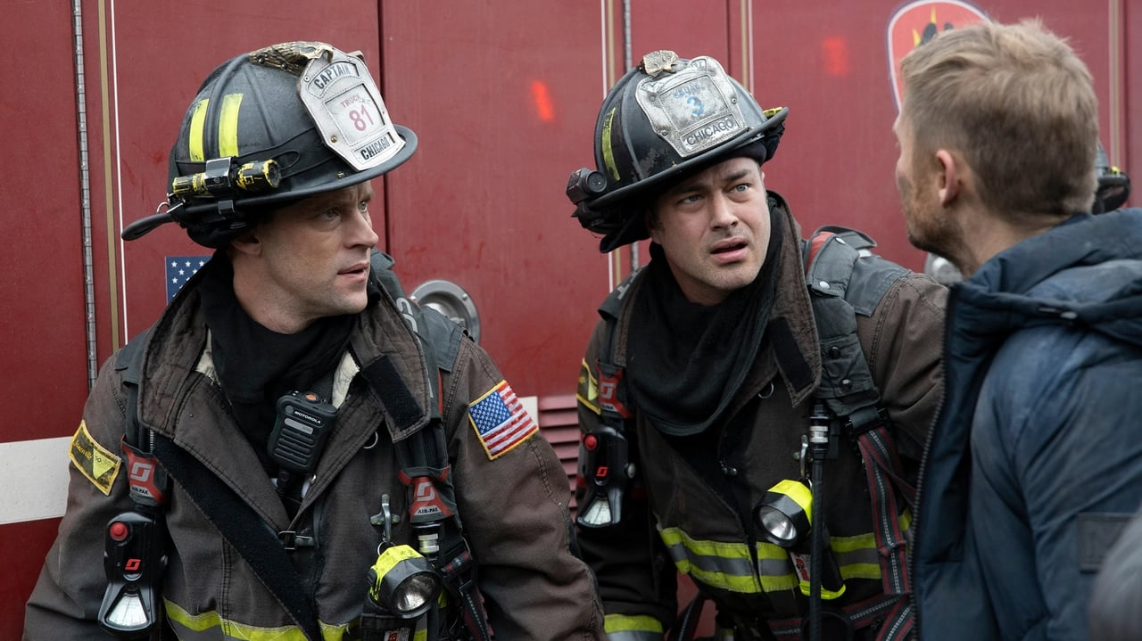 Chicago Fire Episode: Off the Grid I