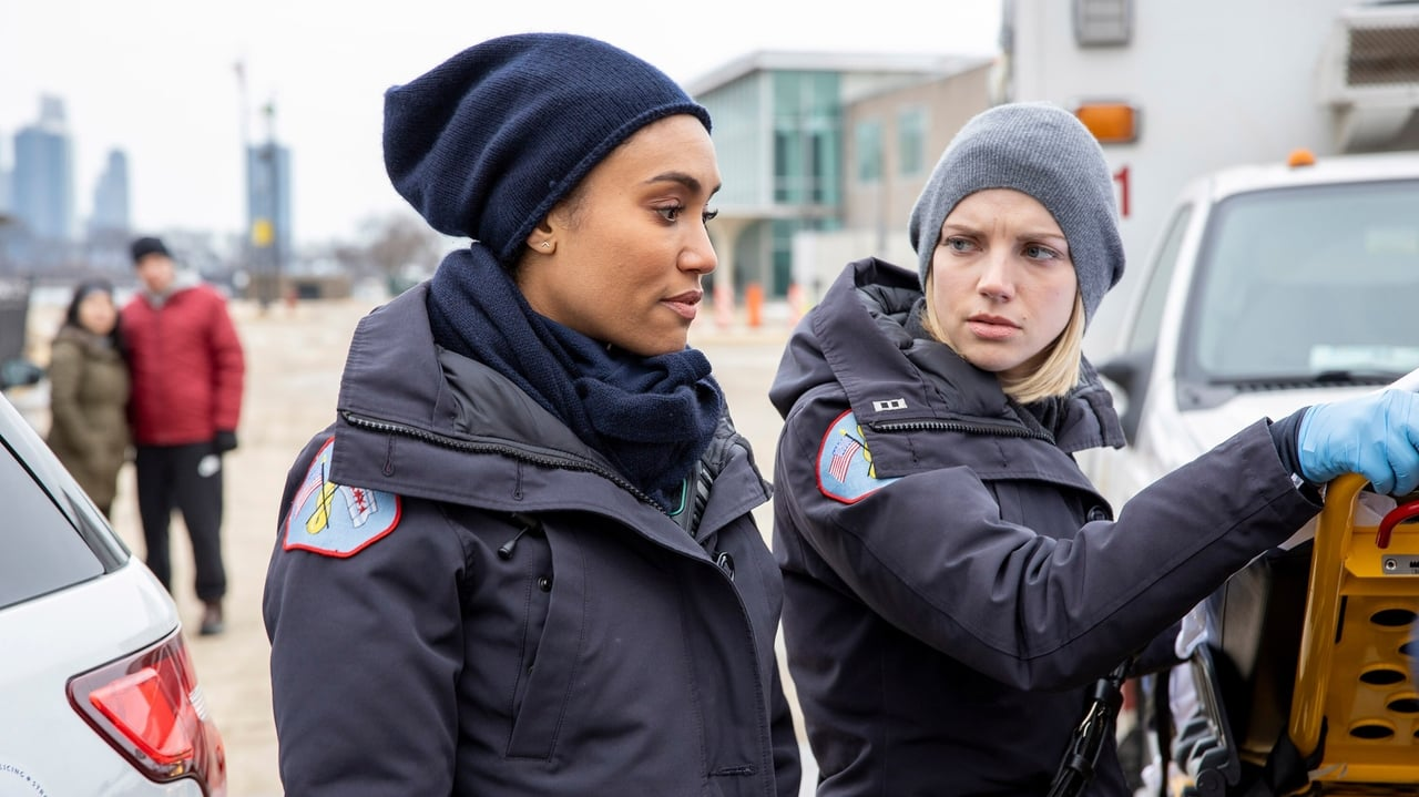 Chicago Fire Episode: The Tendency of a Drowning Victim