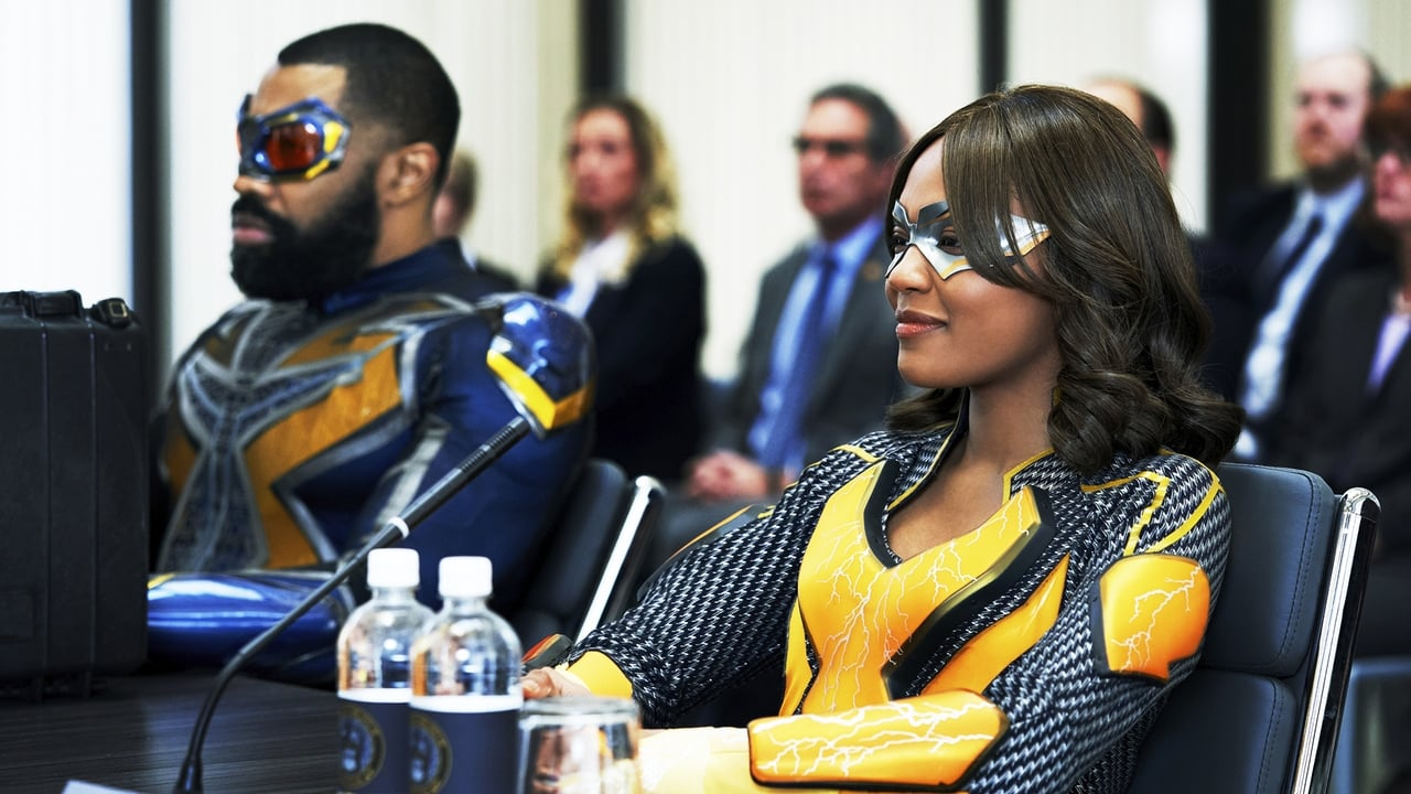Black Lightning Episode: The Book of War Chapter Three Liberation