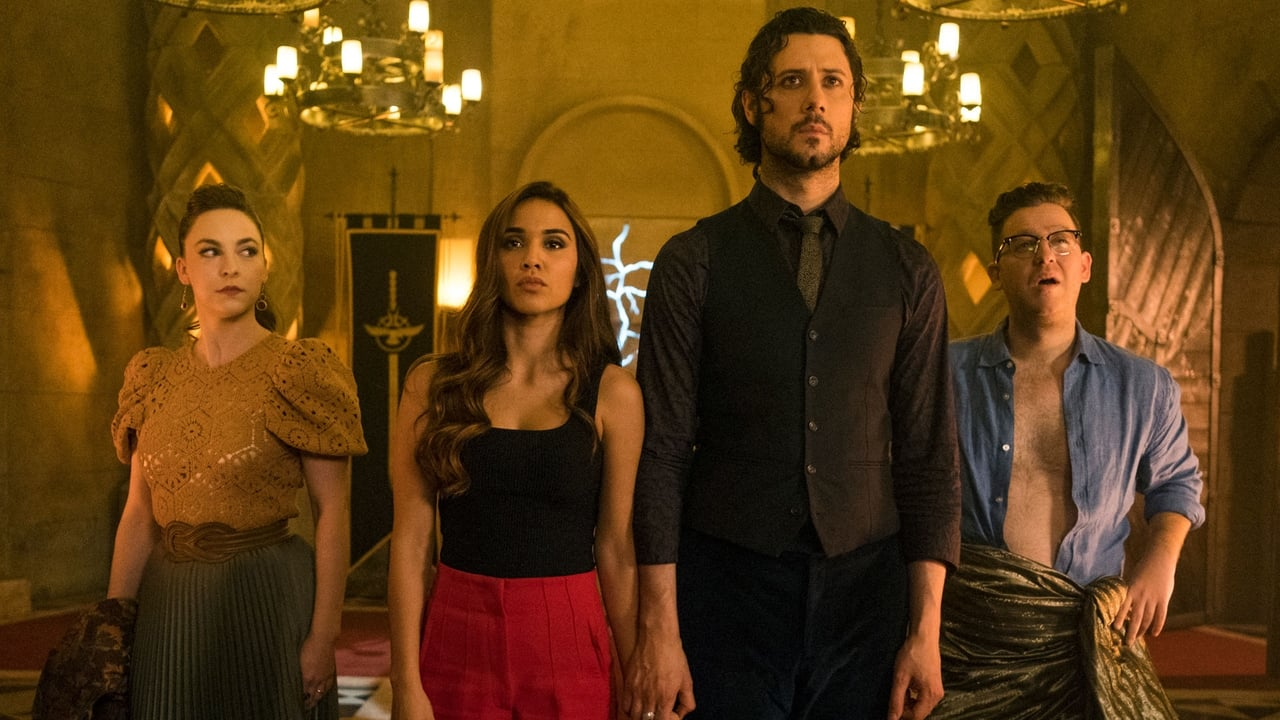 The Magicians Episode: Be The Hyman