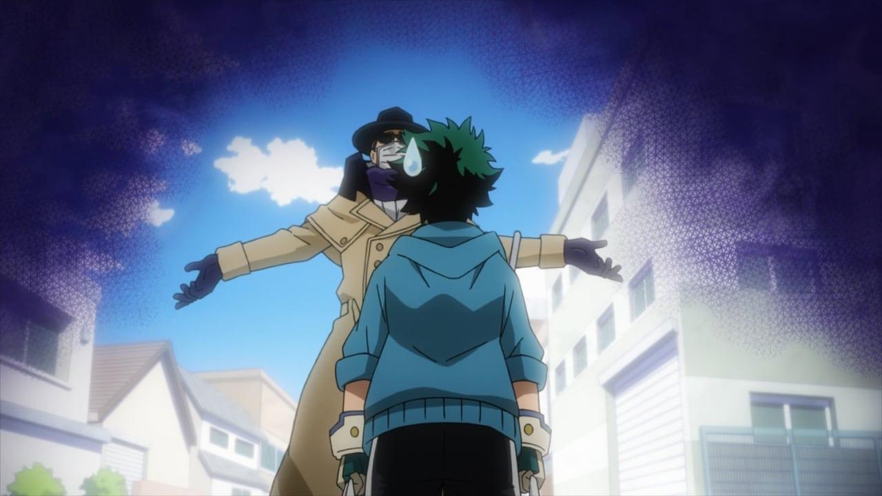 My Hero Academia Episode: Deku vs Gentle Criminal