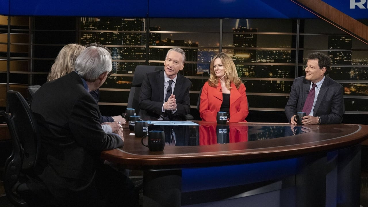 Real Time with Bill Maher Episode: Episode 522