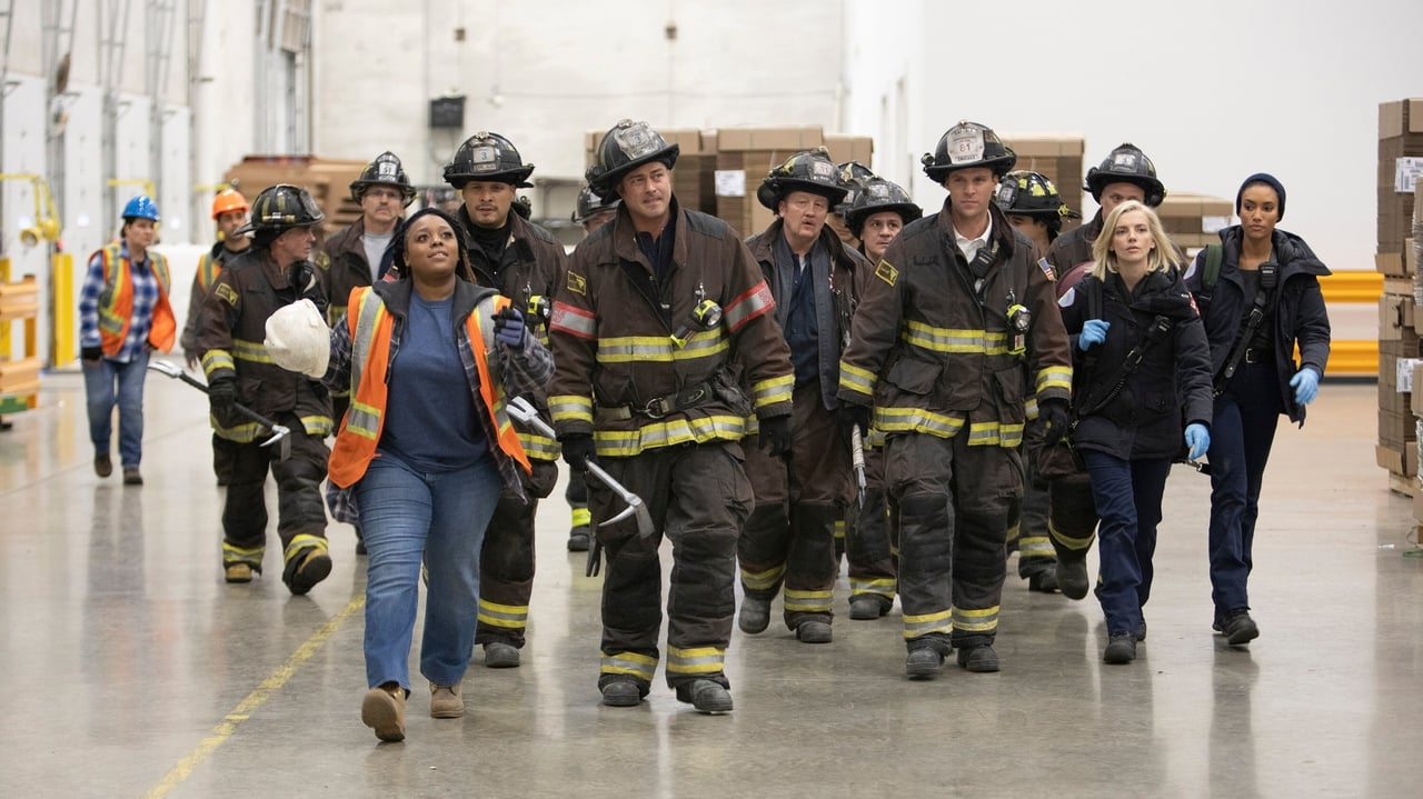 Chicago Fire Episode: Protect a Child