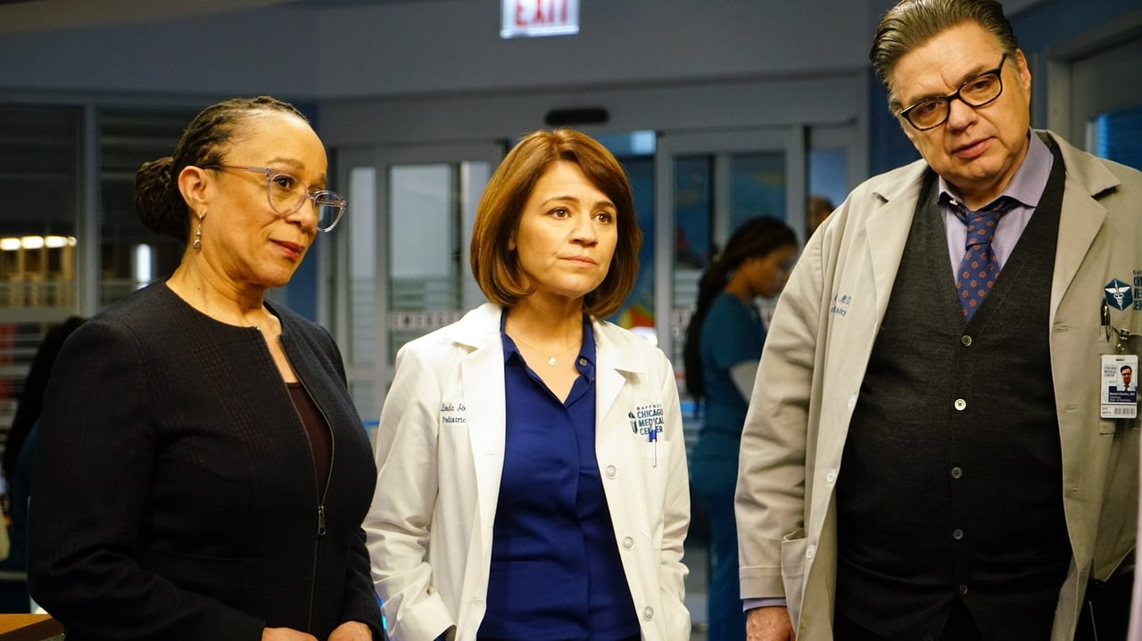 Chicago Med Episode: The Ghosts of the Past