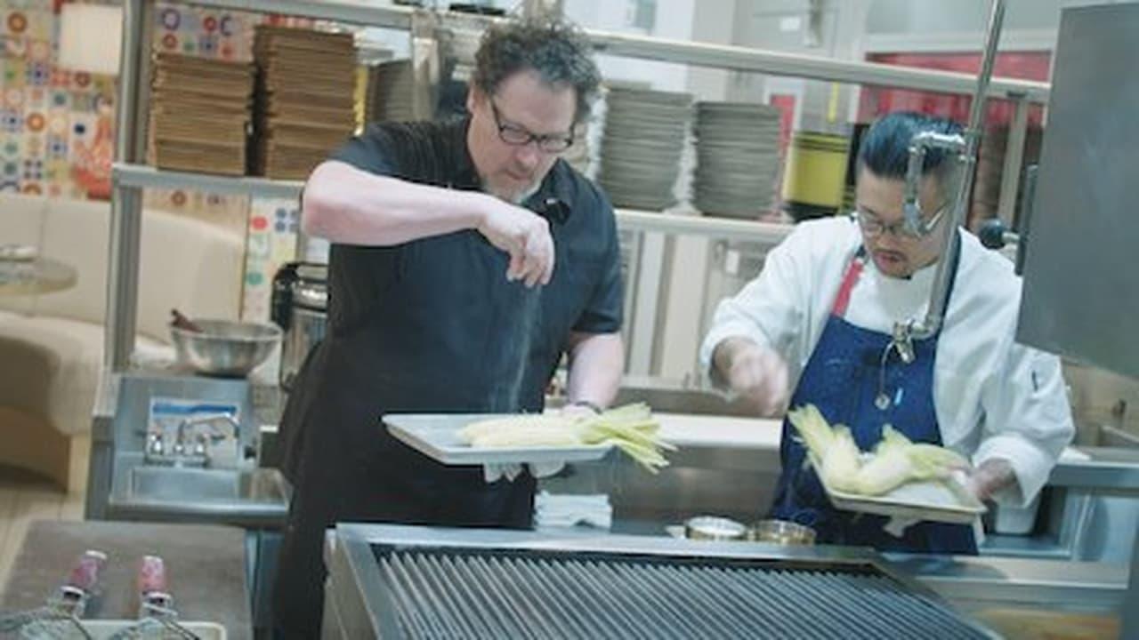 The Chef Show Episode: Best Friend