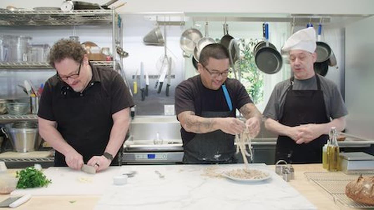 The Chef Show Episode: Pasta al la Raimi