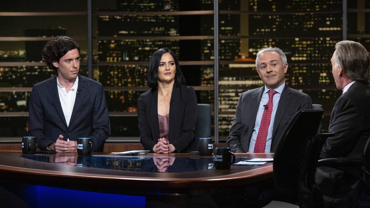 Real Time with Bill Maher Episode: Episode 523