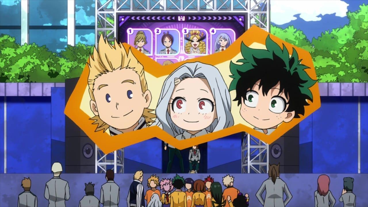 My Hero Academia Episode: Let It Flow School Festival