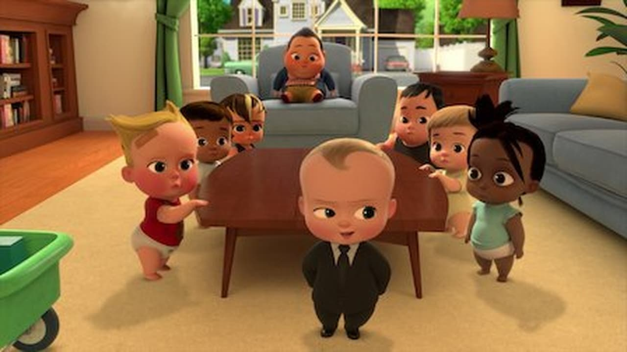 The Boss Baby Back in Business Episode: The Museum Job