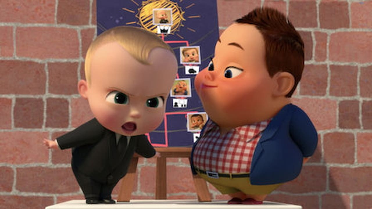 The Boss Baby Back in Business Episode: Lights Camera Org Chart