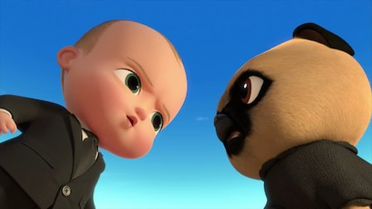 The Boss Baby Back in Business Episode: Puppy Party